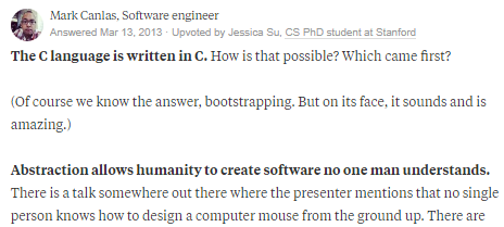 quote about programming languages