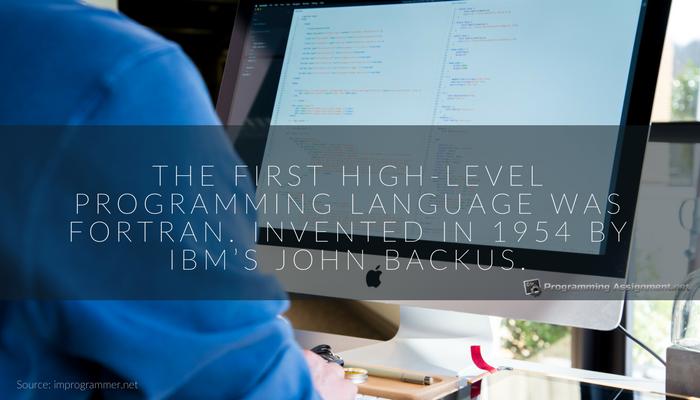 programming language facts