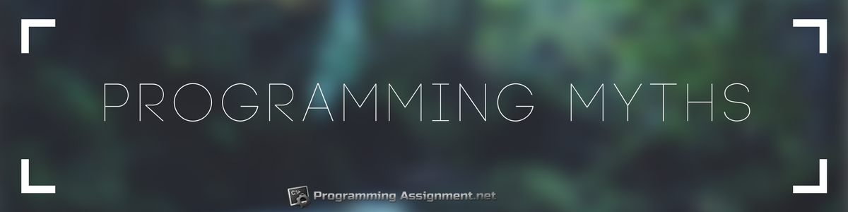 programming myths banner
