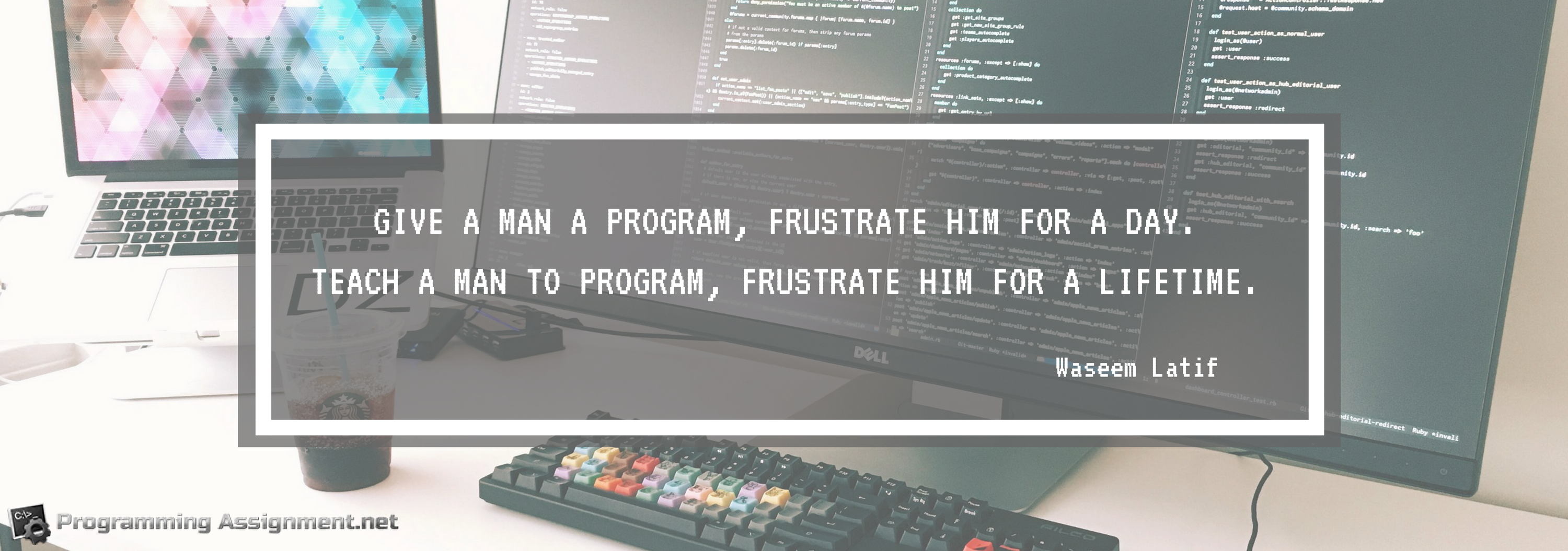 quote about programmers