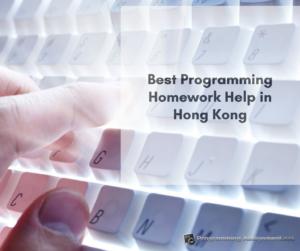 top programming assignment experts Hong Kong