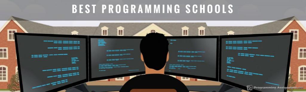 best programming schools banner