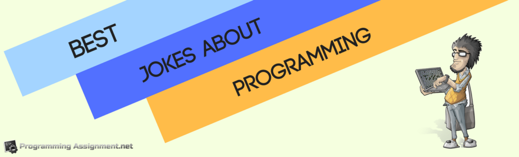 funny programming jokes banner