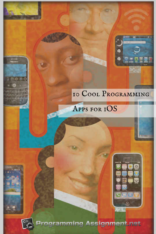 list of programming apps for ios
