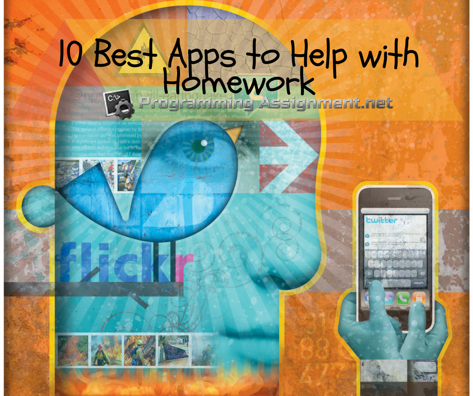 what are apps to help with homework