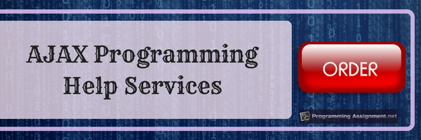 ajax programming help services