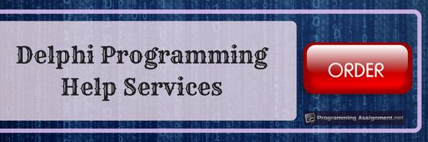 delphi programming help services