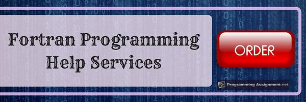 fortran programming help services