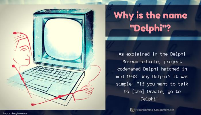 interesting fact about delphi programming language