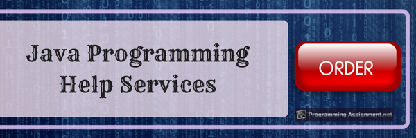 java programming help services
