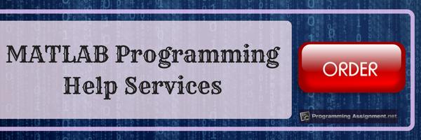 matlab programming help services
