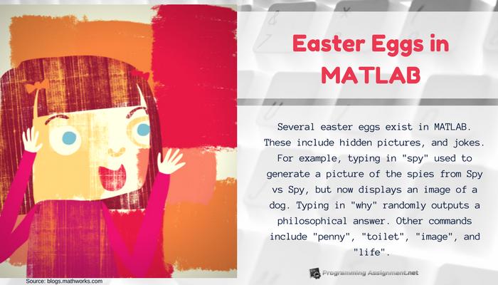 surprising facts within matlab programming