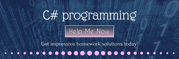 c# programming help online
